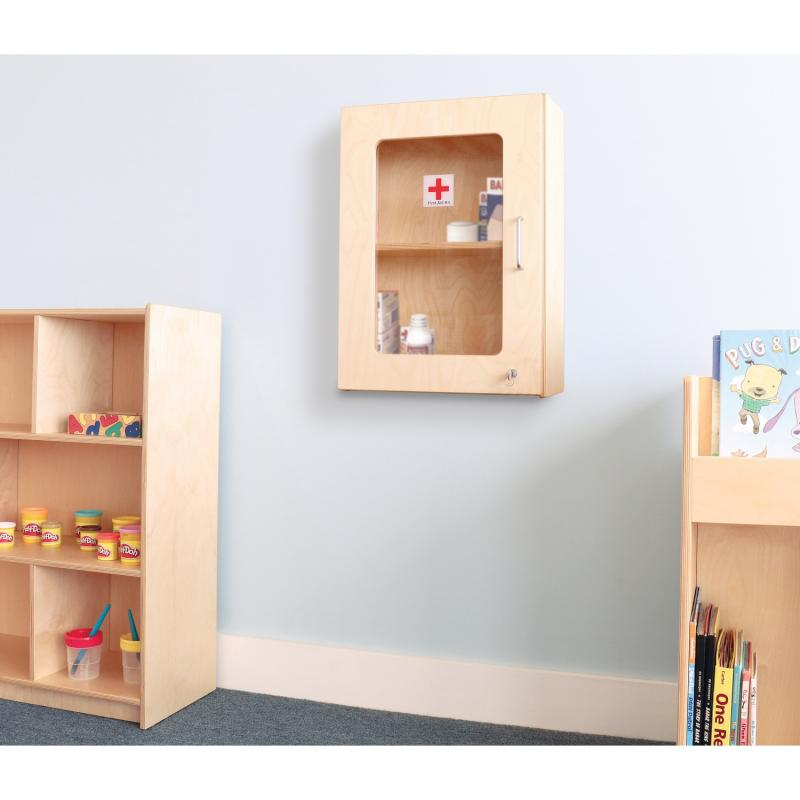 WB1425 - Medicine Or First Aid Wall Mount Cabinet