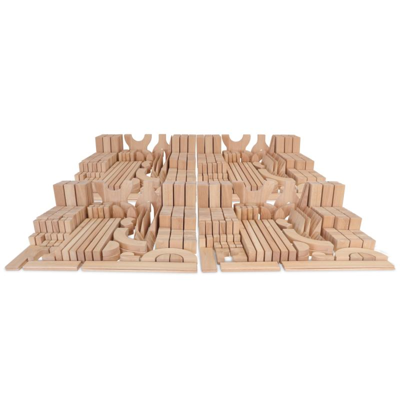 WB0370 - Full Unit Block Set 680 Pcs - 8 Ctns