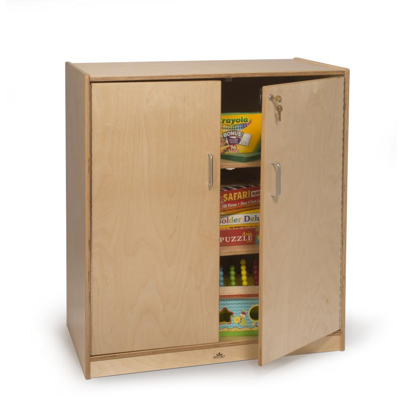 WB1414 - Lockable Supply Cabinet