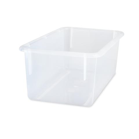 101-475 - Plastic Tray - Clear