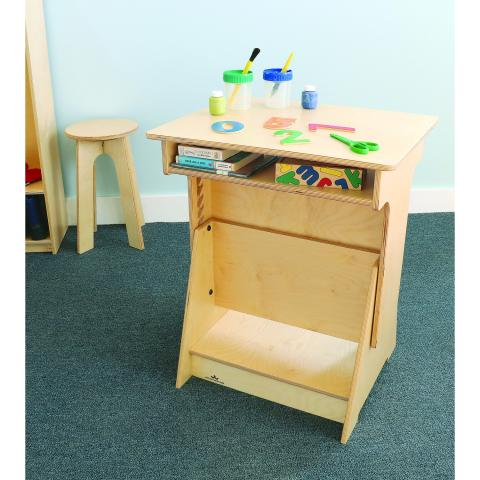 WB1727 - Convertible Student Desk