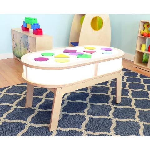 WB0737 - Whitney Plus Radiant LED Light Table