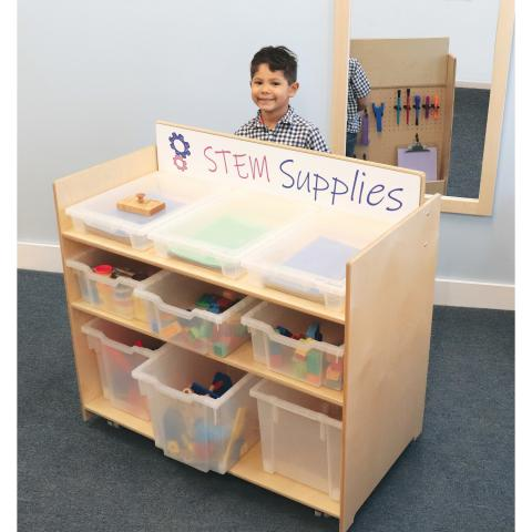 WB0152 - Preschool STEM Cart