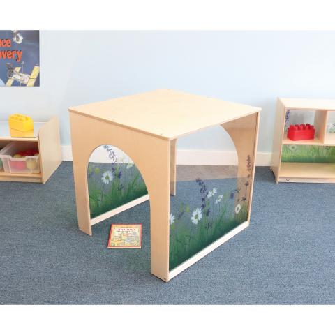 WB0442 Nature View Play House Cube