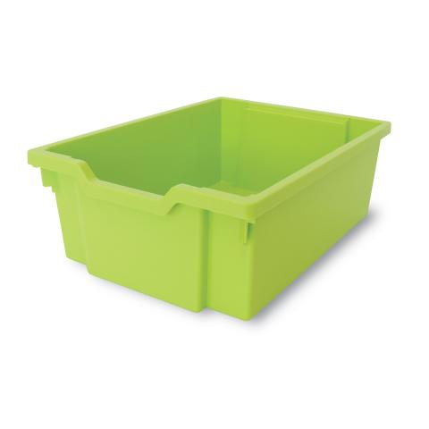 101-291 Medium Gratnell Storage Tray - Green