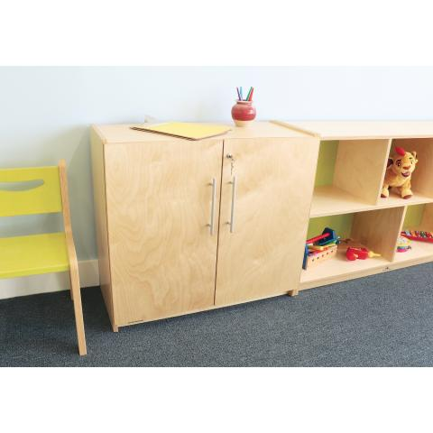 CH1324N - Whitney Plus Locking Storage Cabinet