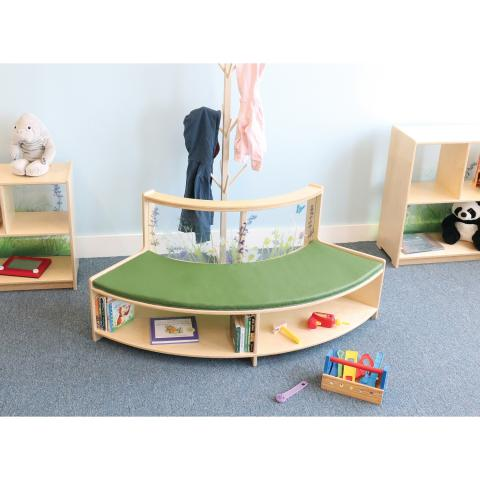 WB0508 Nature View Curve In Sofa - no models