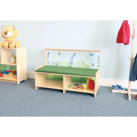 WB0507 Nature View Straight Sofa