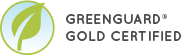 Greenguard Gold Certified